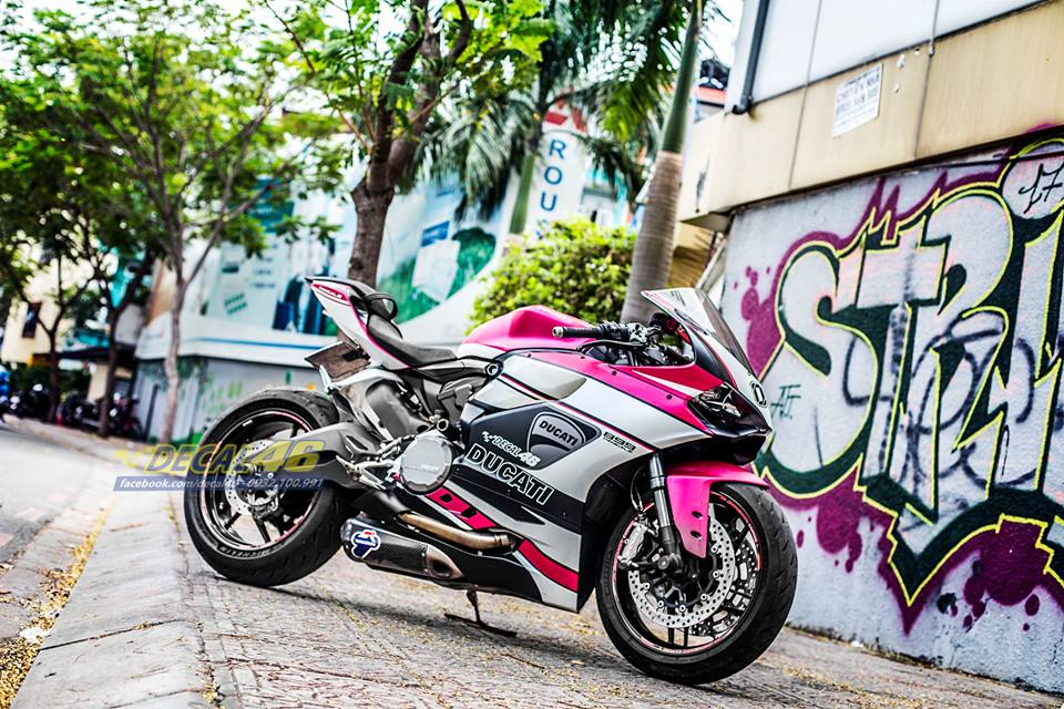 Can ban Can ban Ducati Panigale 899 - 7