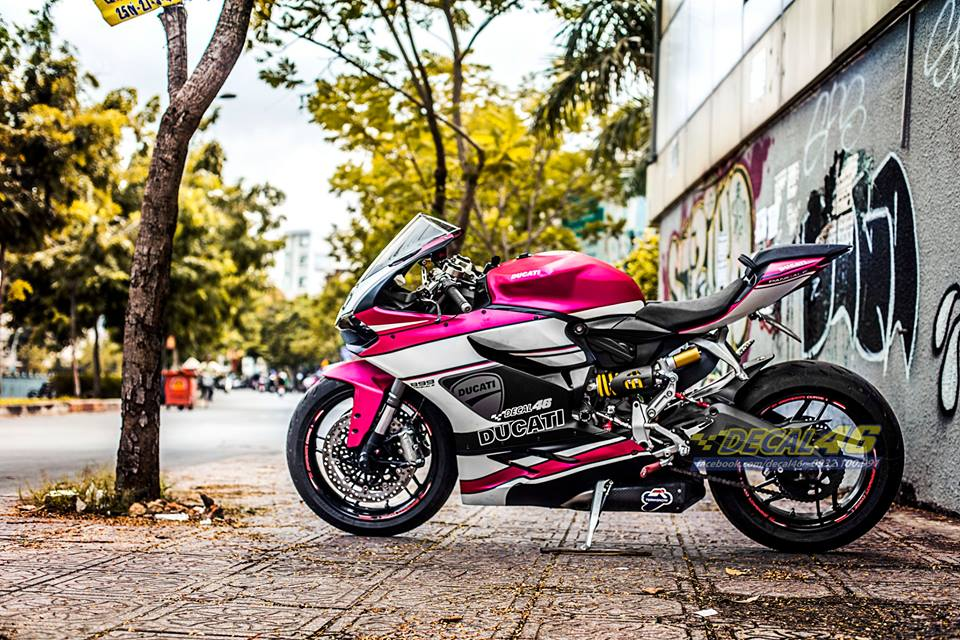 Can ban Can ban Ducati Panigale 899 - 6