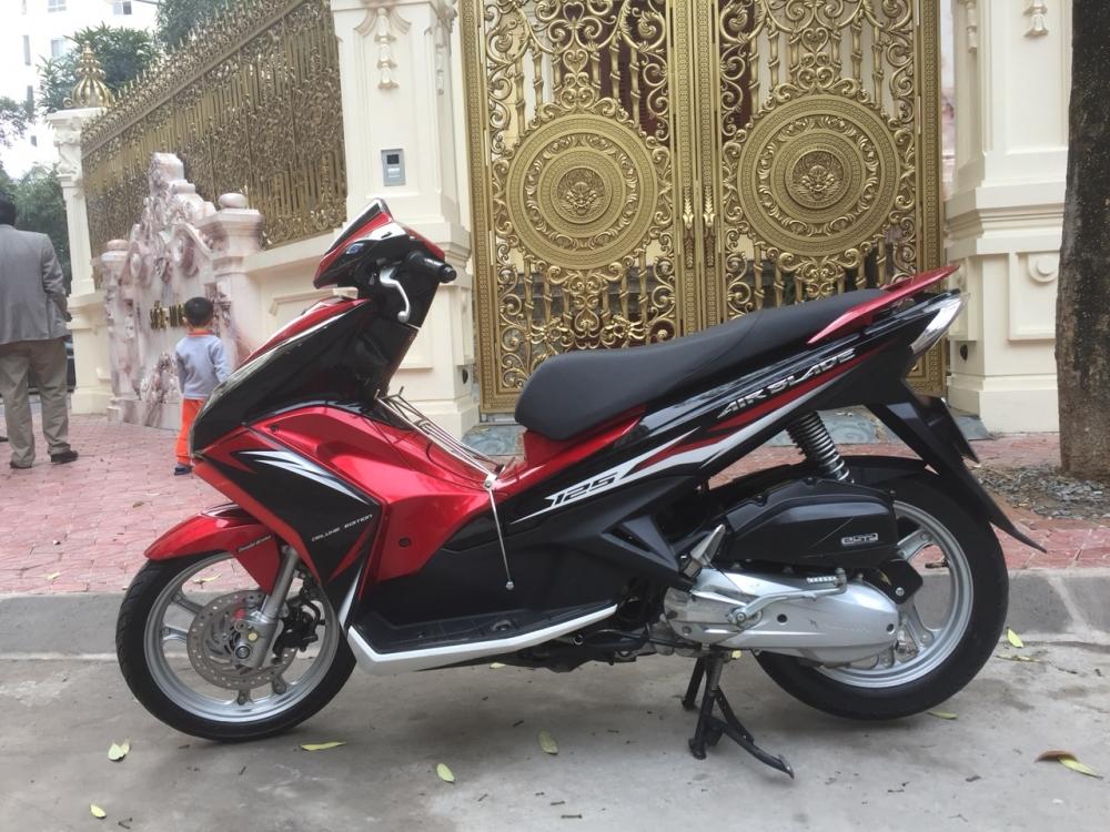 Can ban Honda Airblade 125 fi do den doi 2014 con moi chinh chu 31tr800 - 3