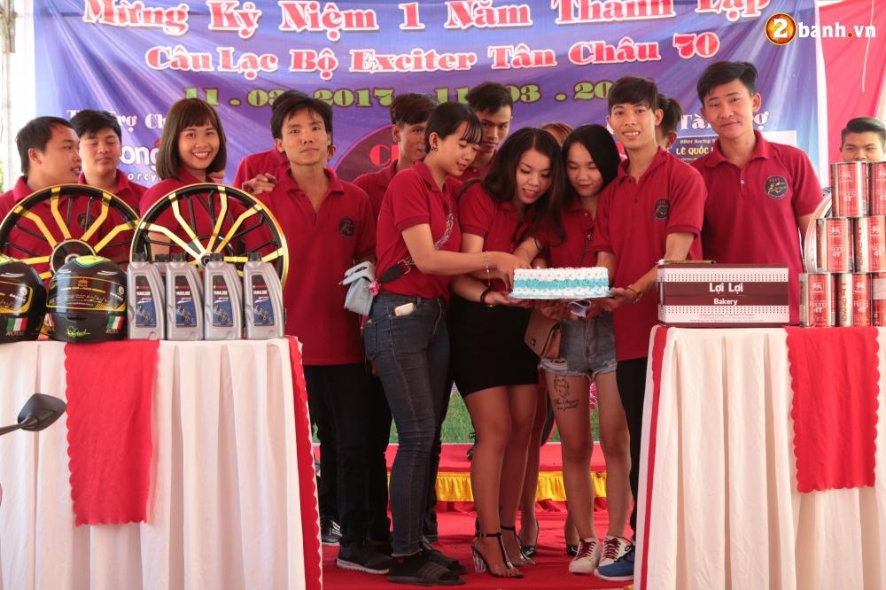 Club Exciter Tan Chau 70 mung sinh nhat lan I day hoanh trang - 17