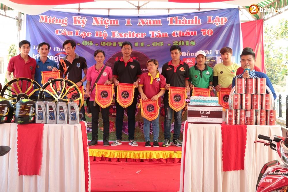 Club Exciter Tan Chau 70 mung sinh nhat lan I day hoanh trang - 21