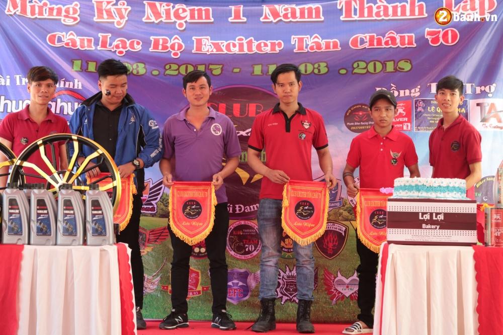 Club Exciter Tan Chau 70 mung sinh nhat lan I day hoanh trang - 19