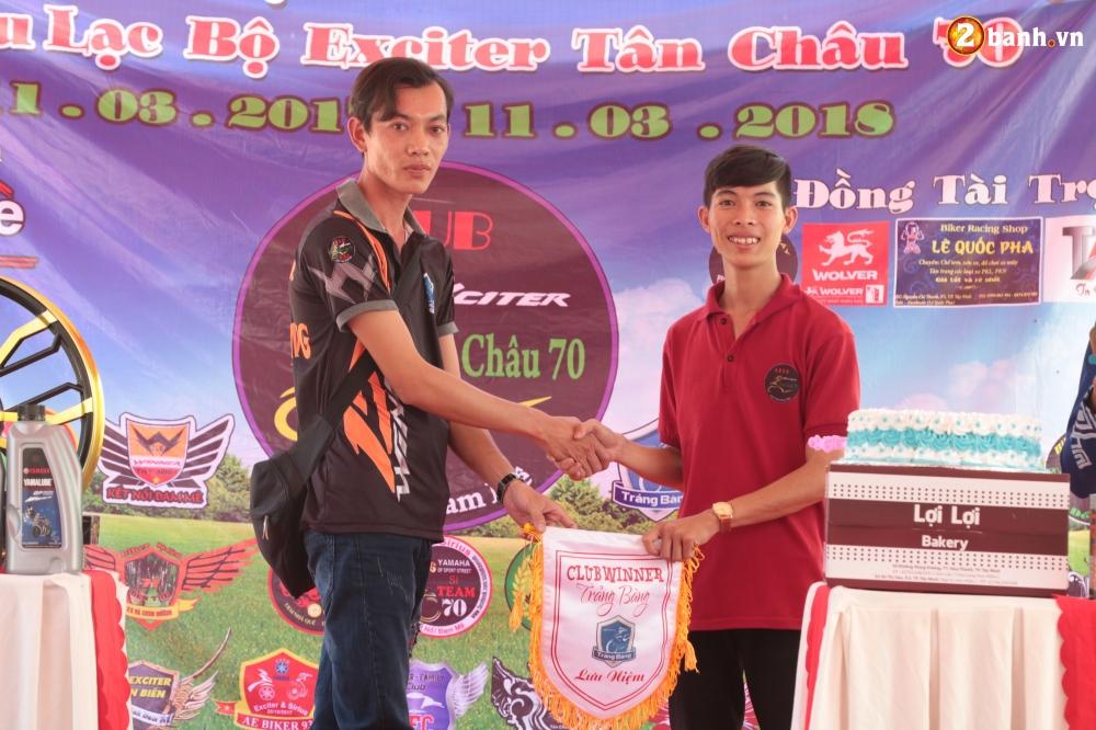 Club Exciter Tan Chau 70 mung sinh nhat lan I day hoanh trang - 22