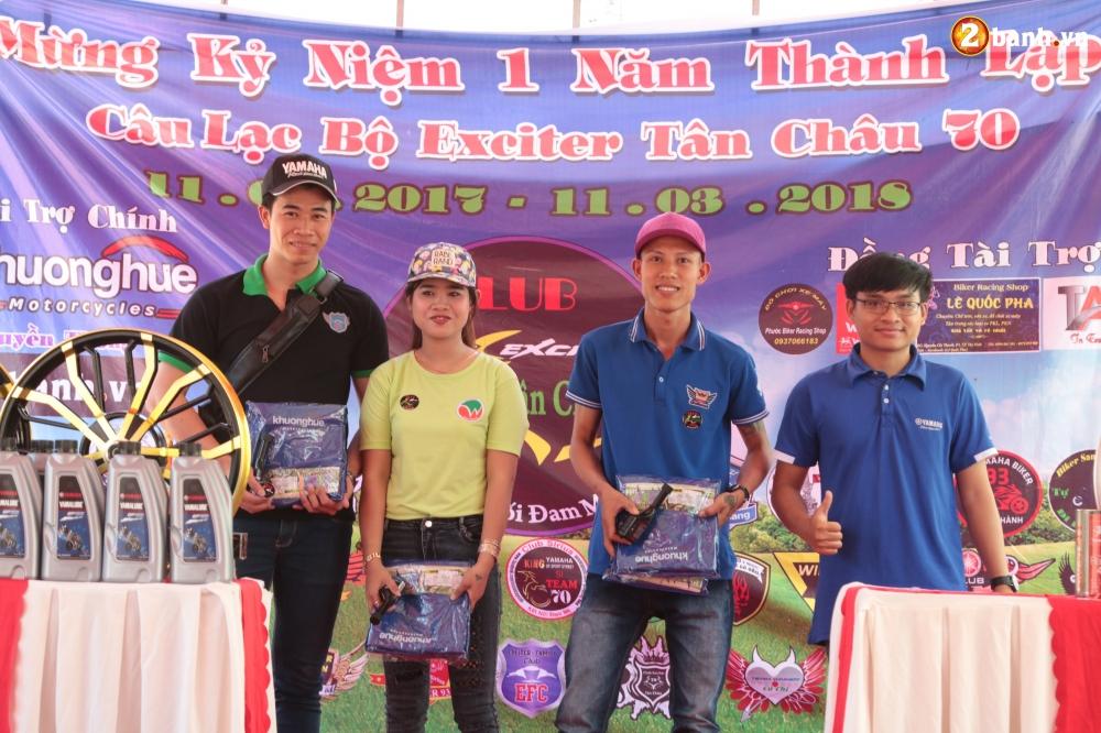 Club Exciter Tan Chau 70 mung sinh nhat lan I day hoanh trang - 29