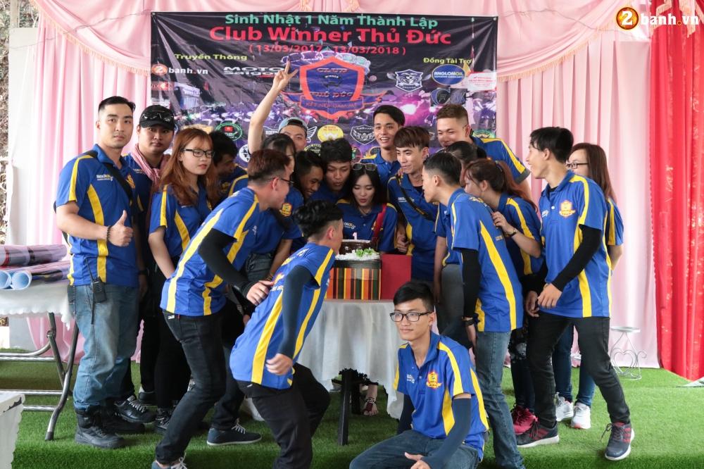 Club Winner Thu Duc nhin lai chang duong 1 nam da qua - 24
