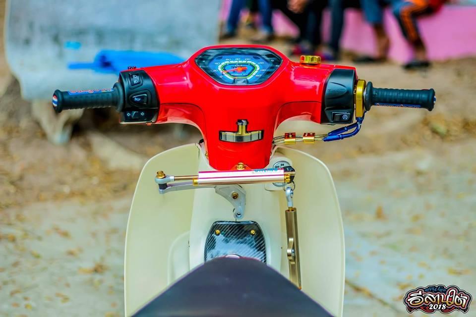 Cub Fi do tuong khong dep ai ngo dep khong tuong cua biker Thailand - 4