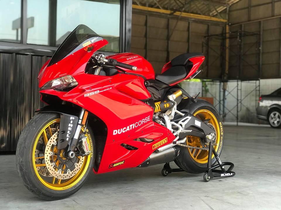 Ducati 959 Panigale ban nang cap nhe nhang quyen ru - 11