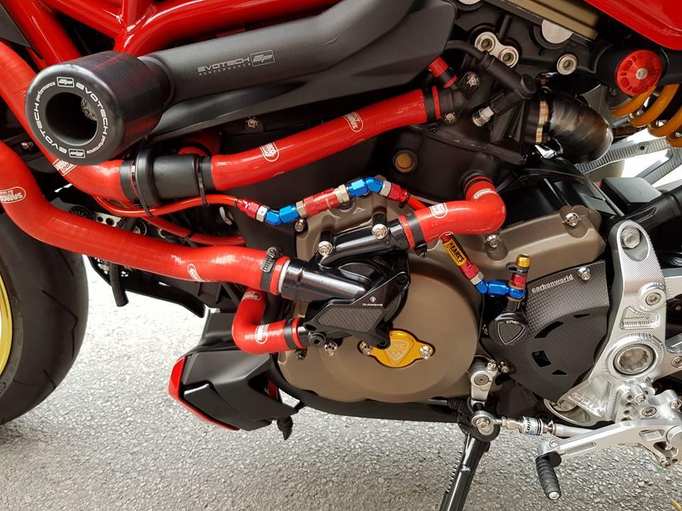 Ducati Monster quai thu cong nghe den tu Thai Lan - 7