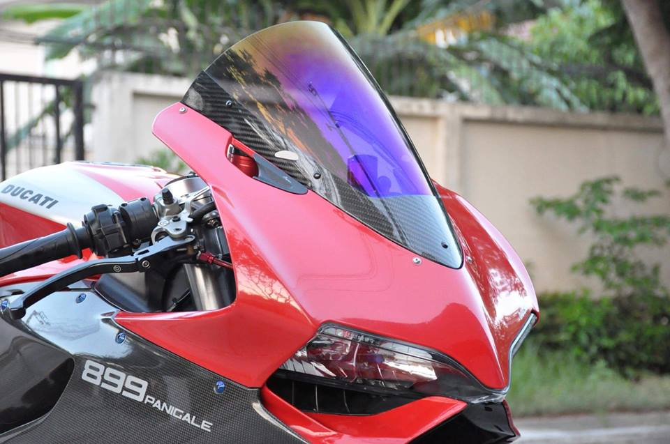 Ducati Panigale 899 do nhe cuc chat den tu Xu chua Vang - 3