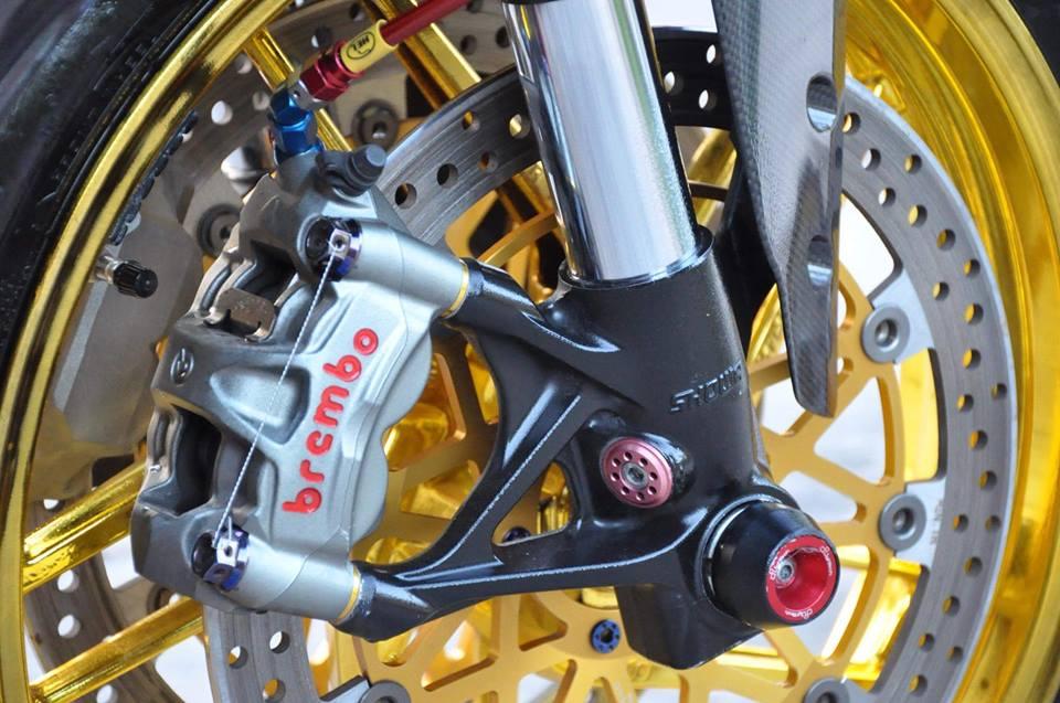 Ducati Panigale 899 do nhe cuc chat den tu Xu chua Vang - 11