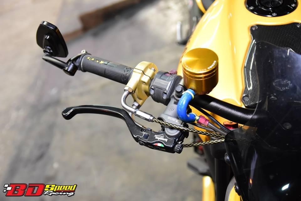 Ducati Streetfighter ga khong lo mang ten Ong bap cay - 5