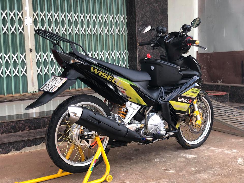 Exciter 135 do don nhe nhang voi ong xa nguoi em Ex150 - 7