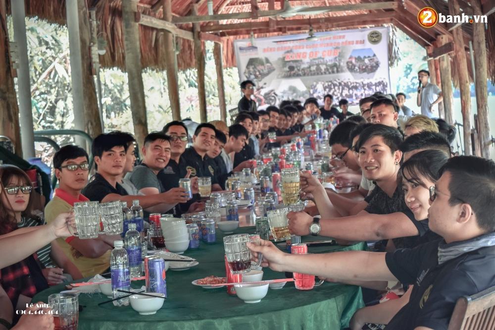 Hang tram chiec Winner hoi tu trong buoi offline cua Club Winner 150 Dong Nai King of Cub - 35
