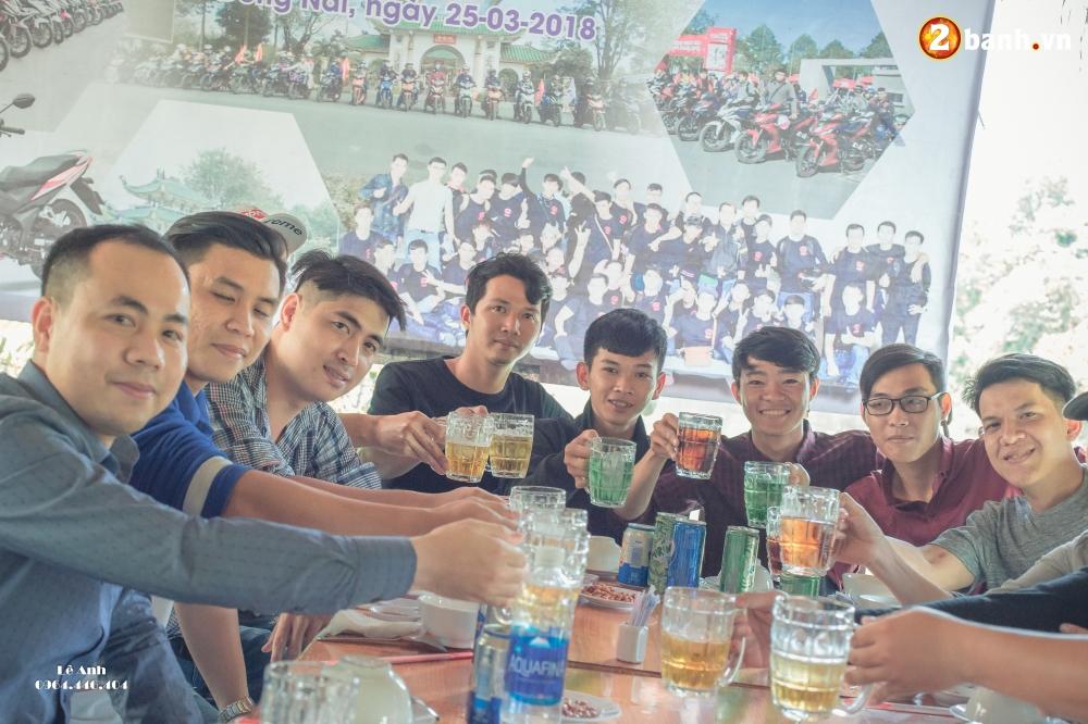Hang tram chiec Winner hoi tu trong buoi offline cua Club Winner 150 Dong Nai King of Cub - 31