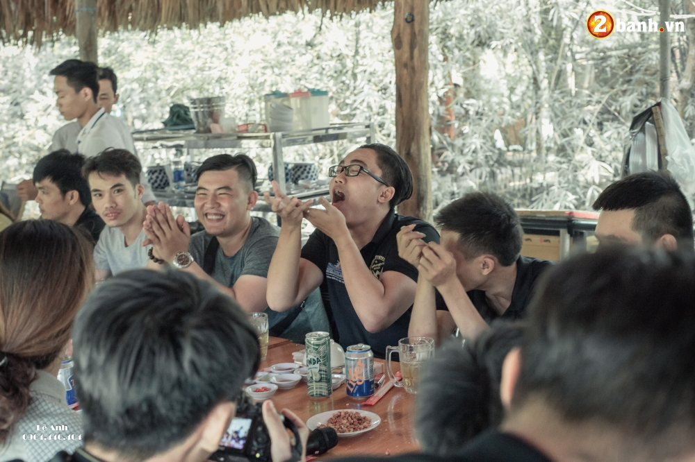 Hang tram chiec Winner hoi tu trong buoi offline cua Club Winner 150 Dong Nai King of Cub - 15