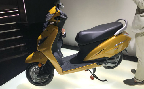Honda Activa 5G 2018 vua duoc ban ra voi gia tu 18 trieu dong - 2