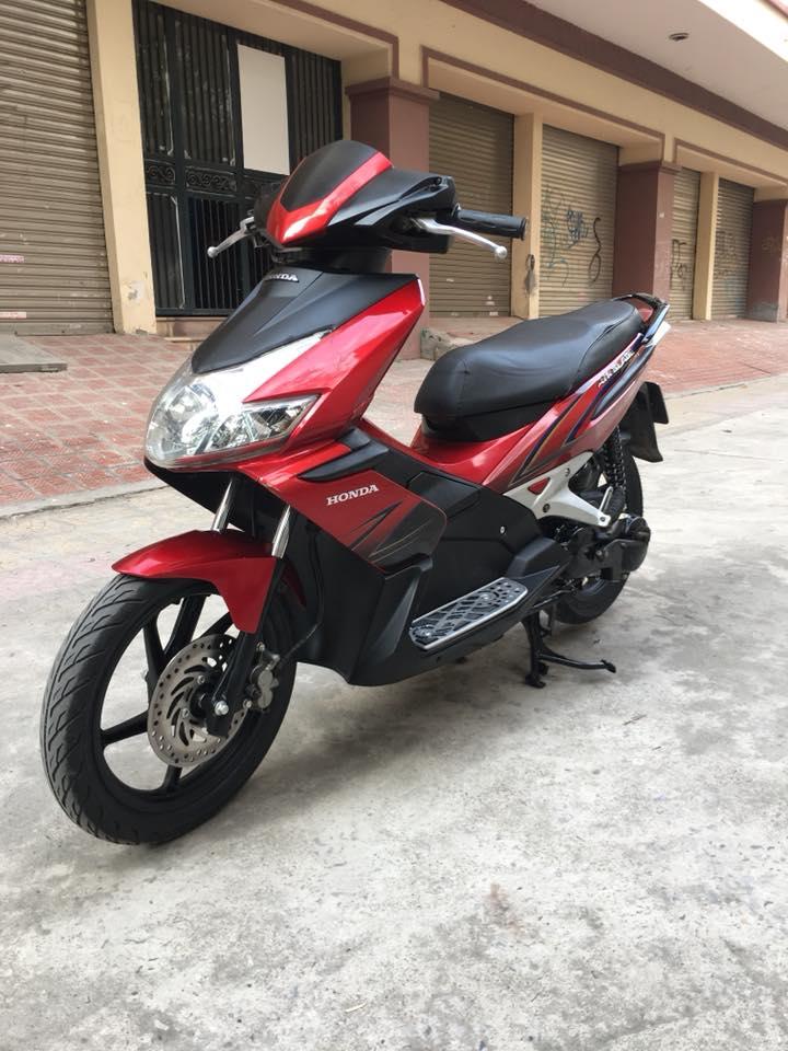 Honda Airblade 110cc mau do den nguyen ban - 5