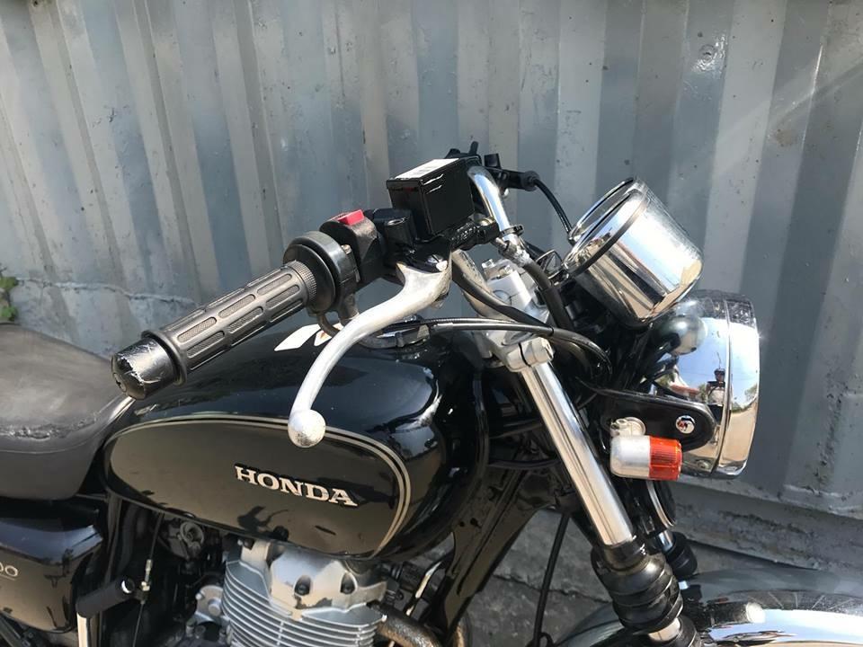 HONDA CB400ss date 2005 - 4