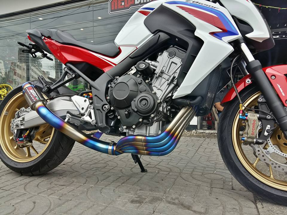 Honda CB650F chan dung hoan hao ke tranh ngoi Nakedbike tam trung - 5