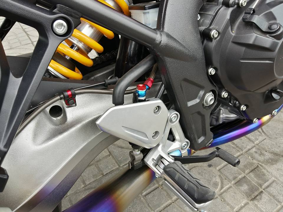 Honda CB650F chan dung hoan hao ke tranh ngoi Nakedbike tam trung - 7