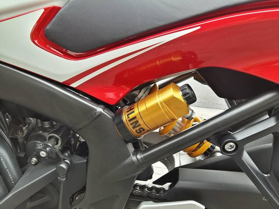 Honda CB650F chan dung hoan hao ke tranh ngoi Nakedbike tam trung - 9