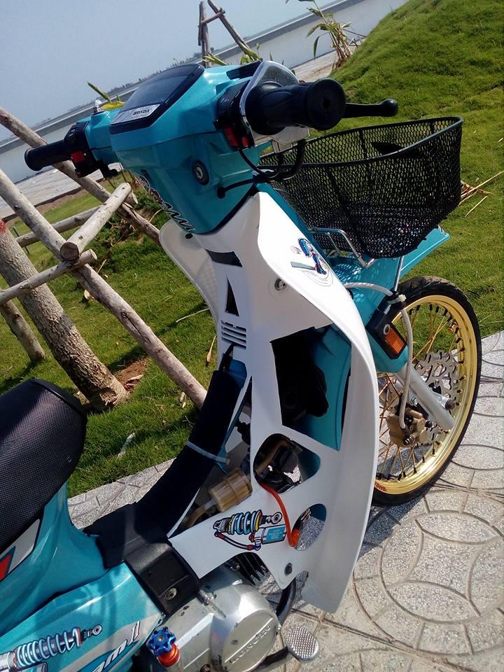 Honda Dream do lot xac manh me voi option do choi dang cap - 5