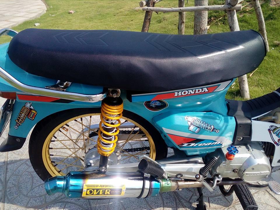 Honda Dream do lot xac manh me voi option do choi dang cap - 7