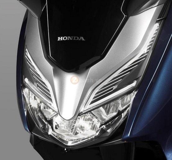 Lo dien Honda Forza 300 2018 Trang bi nhieu cong nghe hien dai truoc gio ra mat - 2