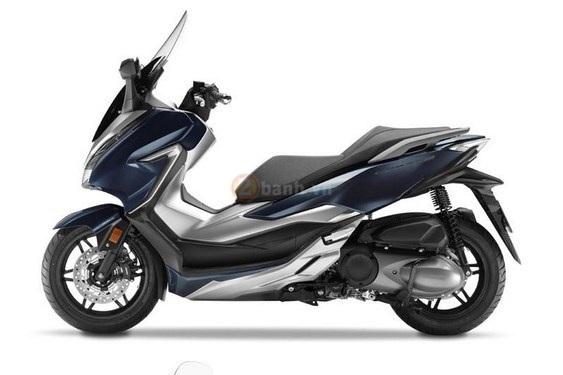 Lo dien Honda Forza 300 2018 Trang bi nhieu cong nghe hien dai truoc gio ra mat - 8