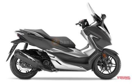 Lo dien Honda Forza 300 2018 Trang bi nhieu cong nghe hien dai truoc gio ra mat - 13