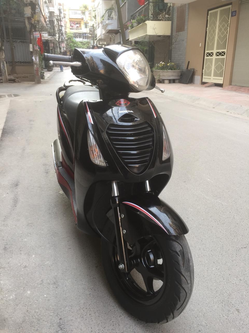 Honda Ps 125i nhap Y nguyen ban dang su dung 27tr800