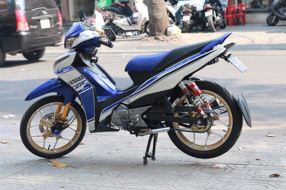 Jupiter do dan duoi Exciter 150 dau tien o Viet Nam - 3