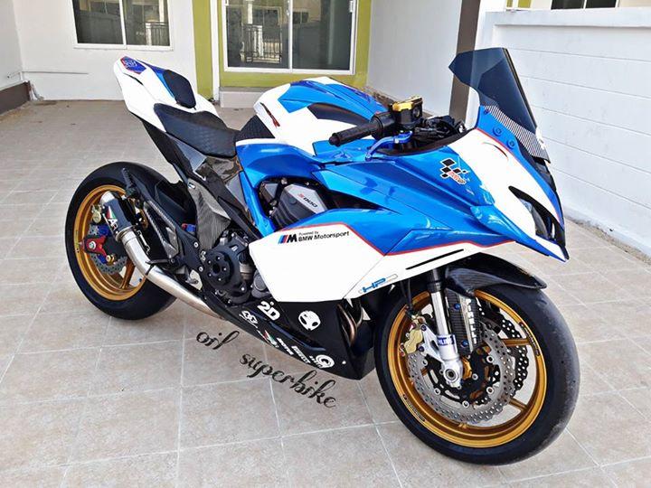 Kawasaki Z800 lot xac khong tuong voi dien mao hoan toan khac biet