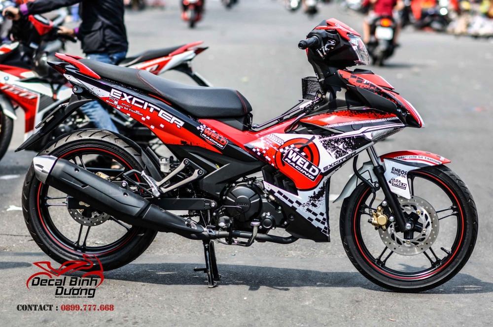 Khai Xuan Bo Tem Exciter 150 Dep Lung Linh - 10