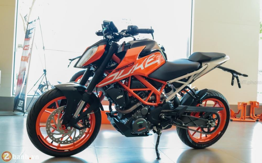 KTM Duke 390 2018 chinh thuc ra mat voi gia ban khoang 175 trieu dong - 4