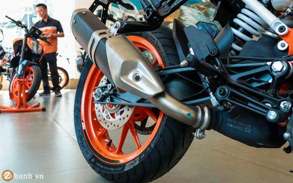 KTM Duke 390 2018 chinh thuc ra mat voi gia ban khoang 175 trieu dong - 6