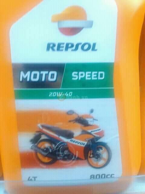 Lo dien Nhot Repsol chuyen dung cho Exciter 150 - 2