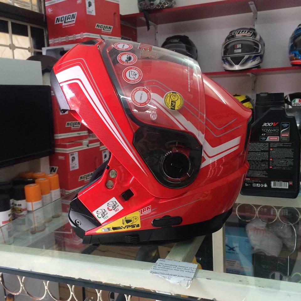 Moto299 Mu lat ham Nolan N104 tai Ha Noi - 4