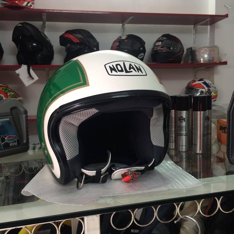 Moto299 Mu lat ham Nolan N104 tai Ha Noi - 11