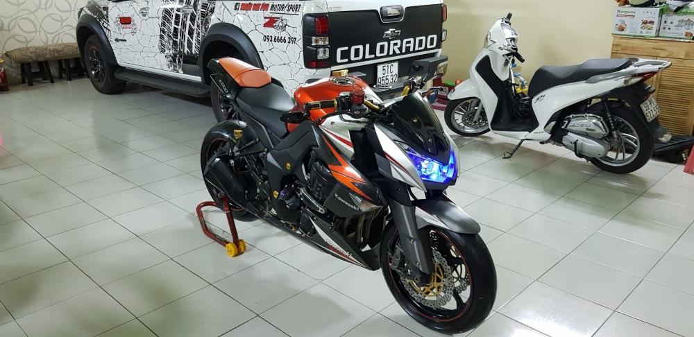 Ban Kawasaki Z1000HQCN62012HISSSaigonodo 16kCuc dep - 3