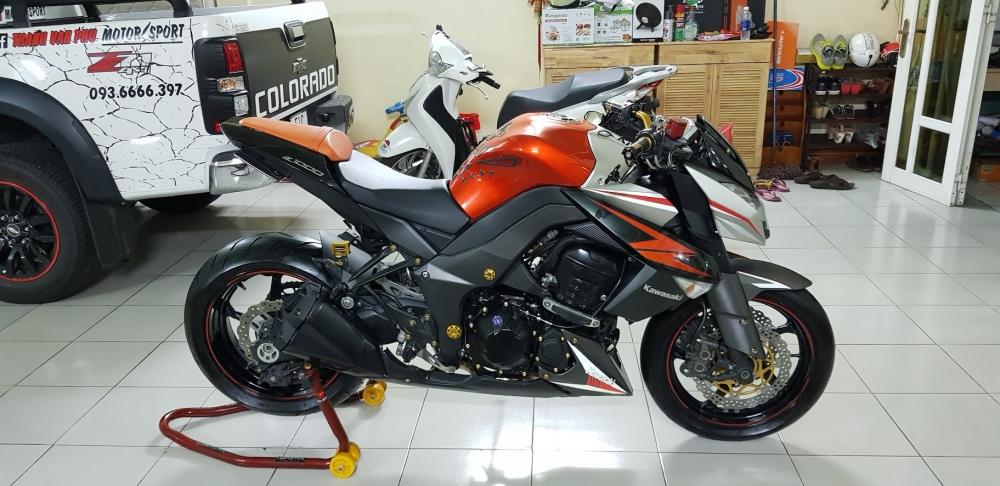 Ban Kawasaki Z1000HQCN62012HISSSaigonodo 16kCuc dep - 4