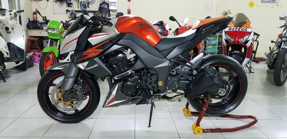 Ban Kawasaki Z1000HQCN62012HISSSaigonodo 16kCuc dep - 5