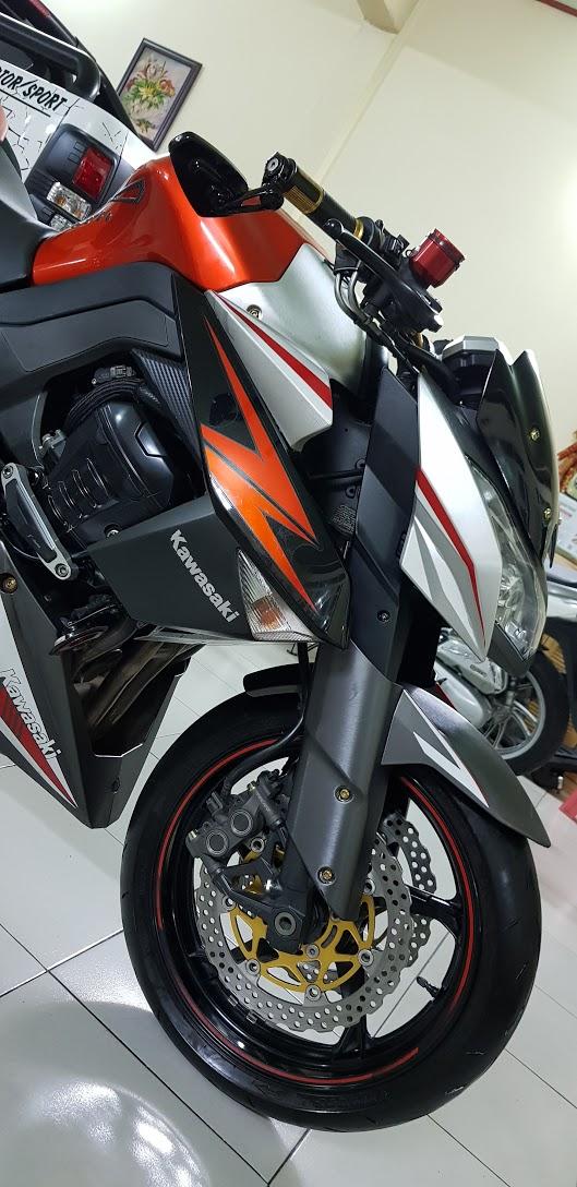 Ban Kawasaki Z1000HQCN62012HISSSaigonodo 16kCuc dep - 8