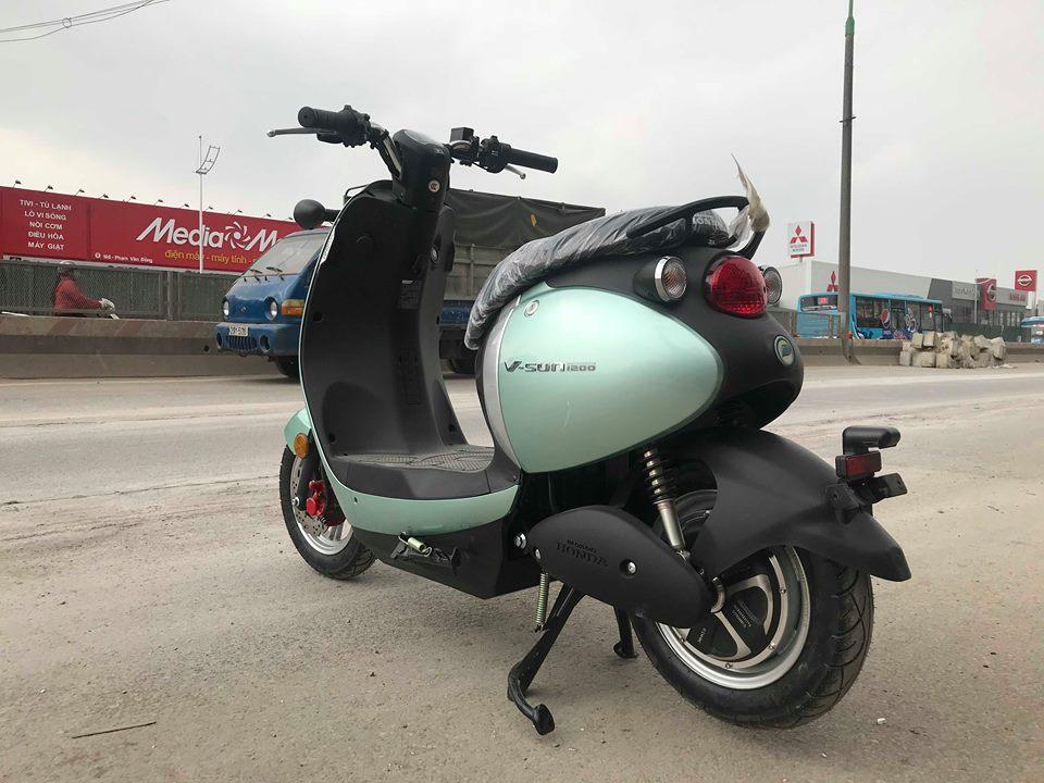 Moto299 Xe dien Honda chinh hang nhap khau ve Viet Nam - 4