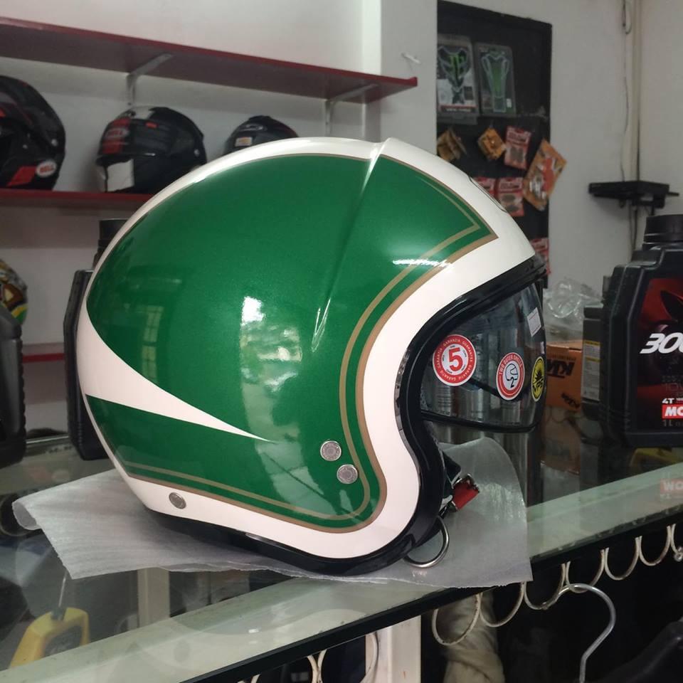 motobox Nolan N21 Helmet don gian va tien dung - 6
