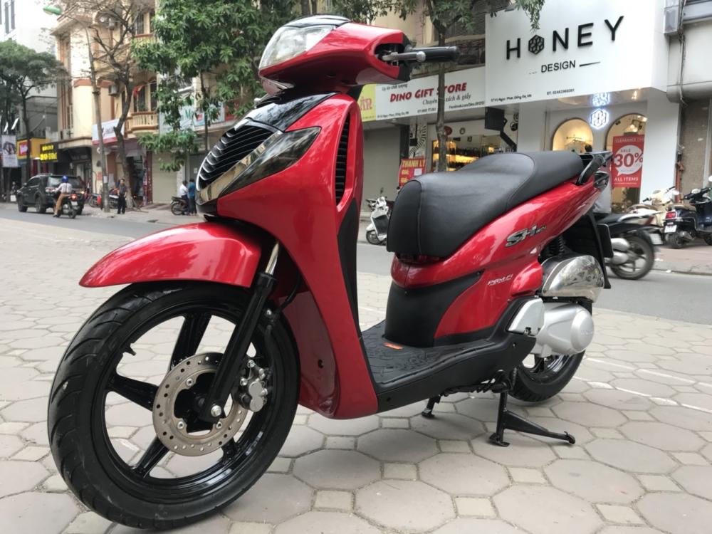 SH 150i nhap khau Y mau do Sporty 29T1 08466 - 6