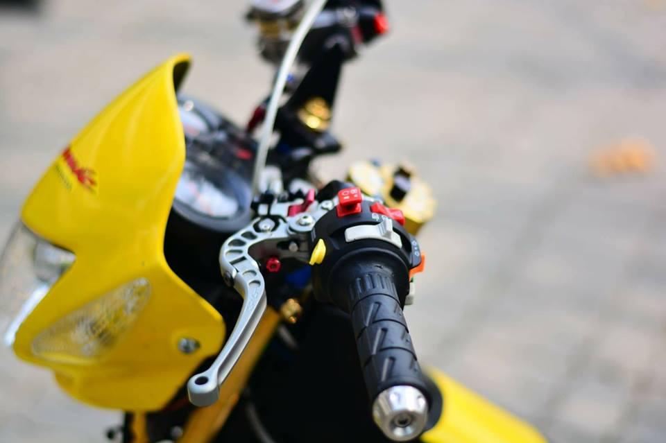 Sonic 125 do chat lu mang ve dep hien dai cua biker nuoc ban - 5