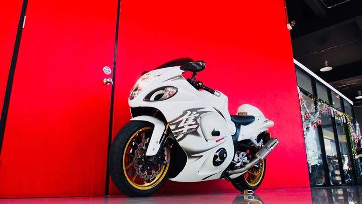 Suzuki Hayabusa Ga beo phi sanh dieu ben option hang hieu - 15