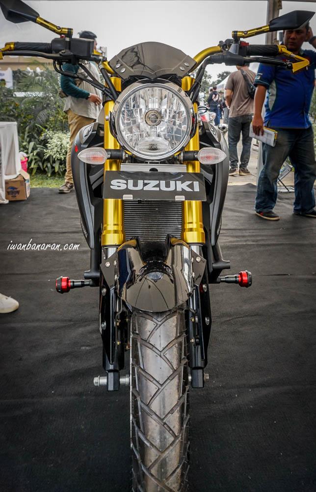 Suzuki xac nhan chuan bi ra mat GSXR150 SE 2018 trang bi phuoc USD - 4