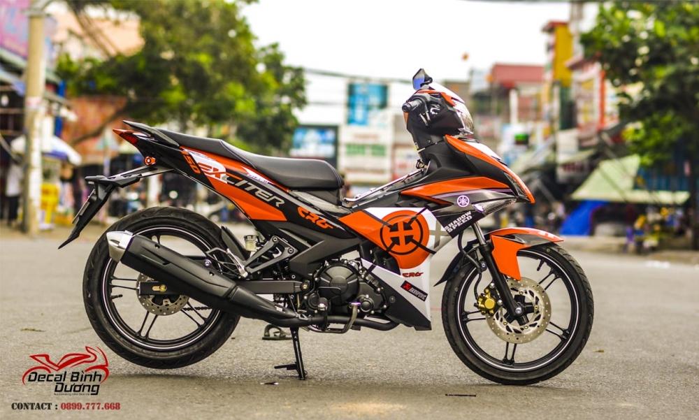 Tong Hop Tem Xe Exciter 150 Dep Nhat 2018 - 6
